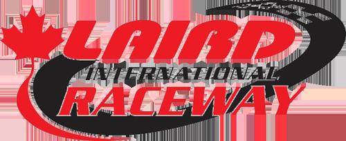 Laird International Raceway Logo #2 -2012