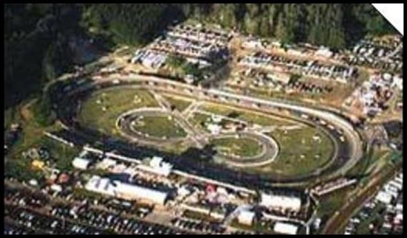 Holland International Speedway. New York State