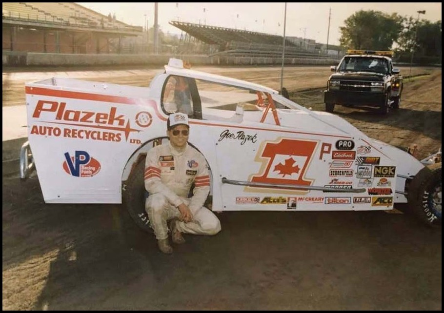Made the top 6 at Syracuse back in 1990. Courtesy of Joe Plazek