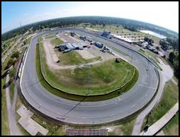 New Smyrna Speedway with Borders