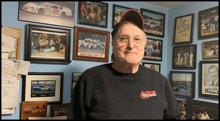 Burt McColl, Founder of McColl Racing Enterprizes
