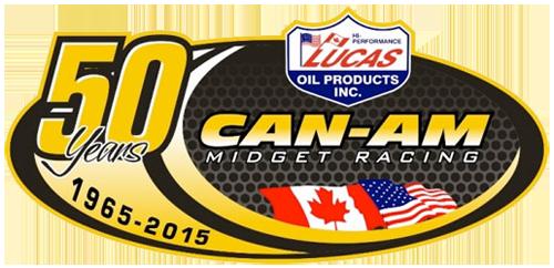 Can Am Midget Logo